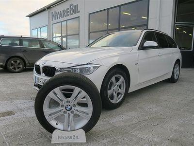 begagnad BMW 318 D Disel Advantage Edition Sport Automat Drag Touring Vinterh