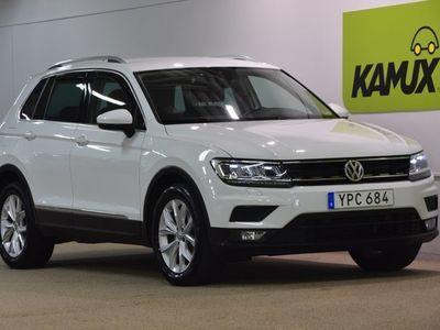 begagnad VW Tiguan 1.4 TSI 4M Executive (150hk -18