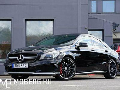 begagnad Mercedes CLA45 AMG 360hk 4M Panorama H/K