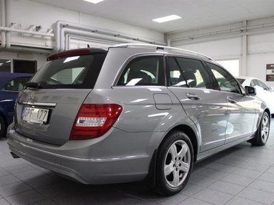 begagnad Mercedes C220 CDI T Avantgarde, Svensksåld