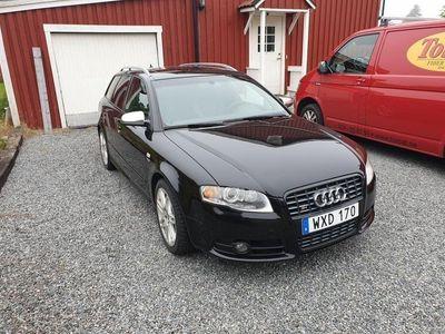 begagnad Audi S4 4.2L