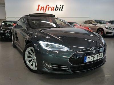 begagnad Tesla Model S 85D AWD 423hk Autopilot Leaseba -16