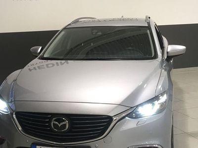 begagnad Mazda 6 2.2 DE Kombi AWD business optimum