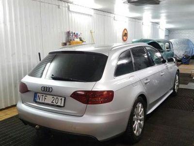 begagnad Audi A4 2.0TDI Quattro 225hk -11