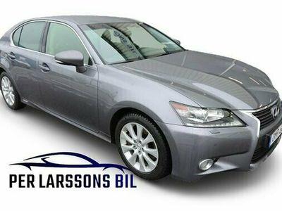 begagnad Lexus GS300h 2.5 Aut Hybrid Drag 2014, Sedan Pris 209 000 kr