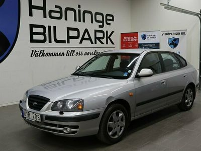 begagnad Hyundai Elantra Halvkombi 5dr 2.0 143hk / Kamremsbytt