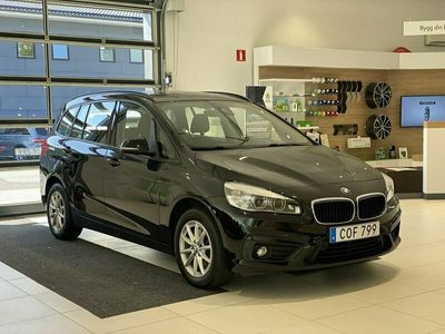 begagnad BMW 218 Gran Tourer i 7-sits 136hk