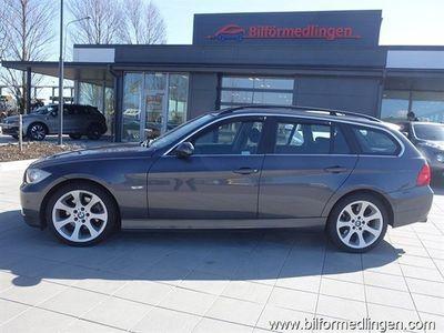 begagnad BMW 330 xi Touring. E91 258hk Svensksåld
