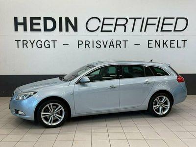 begagnad Opel Insignia 2.0 BiTurbo CDTI 4x4 (195hk) DRAG / NAVI / SKINN