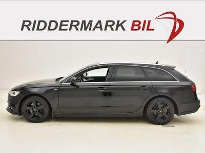 brugt Audi A6 AVANT 2.0 TDI 190hk S-LINE MOMS DRAG