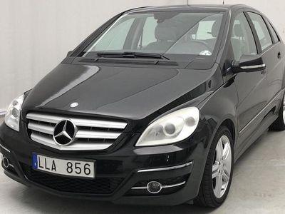 begagnad Mercedes B180 B-KlassBlueEfficiency