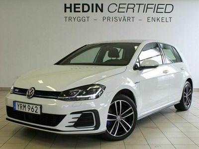 begagnad VW Golf GTE Plug - In 204hk V - hjul, Adaptiv farthållare