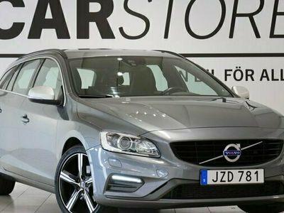 begagnad Volvo V60 D4 R - Design Drag Värmare VOC 190hk