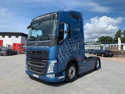 begagnad Volvo 460 FH134x2 Dragbil Fullutrustad Nya Motorn