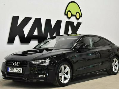 begagnad Audi A5 Sportback 1.8 TFSI | S-Line | Drag | SoV | 144hk
