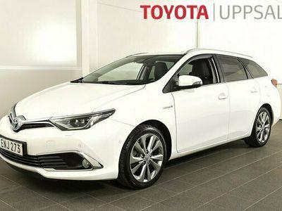 begagnad Toyota Auris Kombi 1.8 Elhybrid Executive 2016, Halvkombi Pris 159 900 kr
