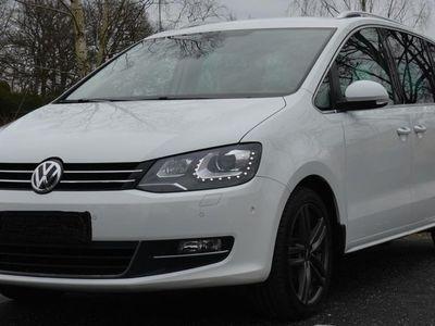 begagnad VW Sharan TDI 184 DSG 4M GT Premium
