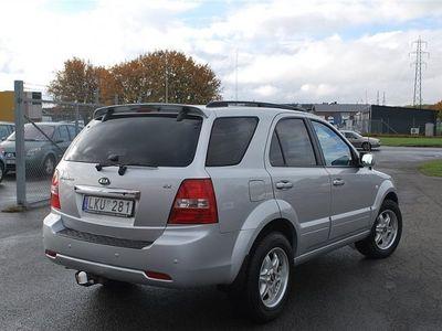 begagnad Kia Sorento 2.5 CRDi (Auto) Skinn -08