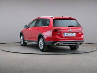 begagnad VW Golf Alltrack TSI 180 4m Dsg Pluspkt Dragpkt Navi Dynaudio