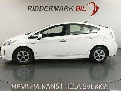 begagnad Toyota Prius Plug-in Hybrid 1.8 VVT-i + 3JM CVT 136hk HUD
