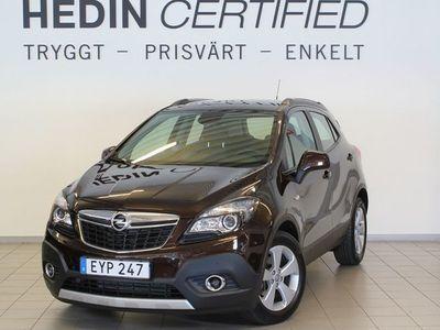 begagnad Opel Mokka 1.4 140HK AUT MOTORV VHJUL