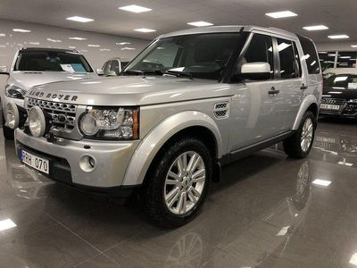 begagnad Land Rover Discovery 3.0TDV6 4WD Automat 2012, SUV 199 900 kr
