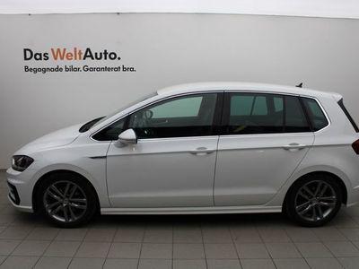 begagnad VW Golf Sportsvan 150 TSI/R-line/Klim