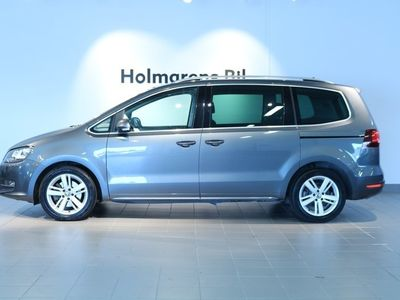 brugt VW Sharan 2.0 TDI 4Motion 184hk, Premium, Värmare