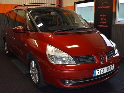begagnad Renault Grand Espace 2.0 dCi 150hk 7-sits Aut