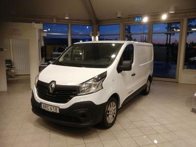 gebraucht Renault Trafic  Skåp L1H1 1000 1,6 dCi 90hk