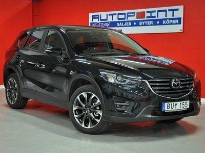 gebraucht Mazda CX-5 2.2 SKYACTIV-D AWD Euro 6 -16
