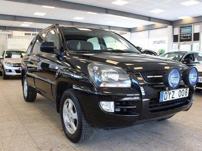 begagnad Kia Sportage 2.0 CVVT 4WD 141hk