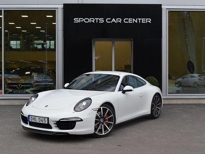 begagnad Porsche 911 Carrera 4S 991 LÅGA MIL