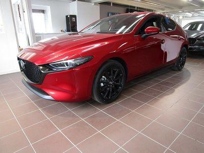 begagnad Mazda 3 Sky +Teck Pack 2.0 SKYACTIV-X M Hybrid Automat Euro 6 180hk