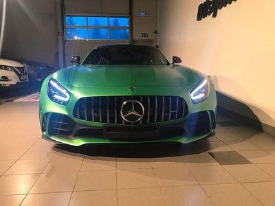begagnad Mercedes AMG GT R AMG Speedshift DCT Euro 6 585hk