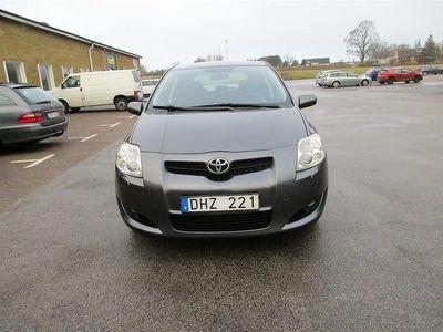 gebraucht Toyota Auris 1,6 VVTI 5-DÖRR