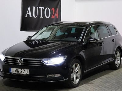 begagnad VW Passat TDI 4M D-värmare DynAudio E -16
