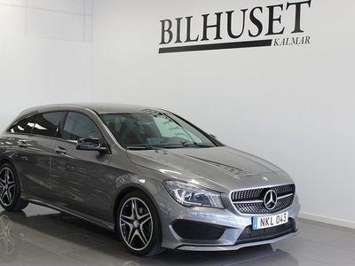 begagnad Mercedes 200 CLA BenzAMG Sport Automat 2016, Sportkupé 249 900 kr