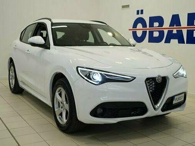 begagnad Alfa Romeo Stelvio 2.2 JTDM Q4 Aut Drag 2017, SUV Pris 289 900 kr