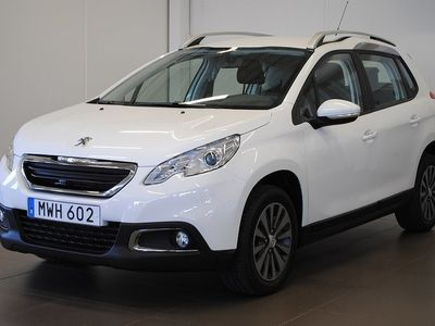 begagnad Peugeot 2008 Active BlueHDi 100 Hk Miljöbil -15