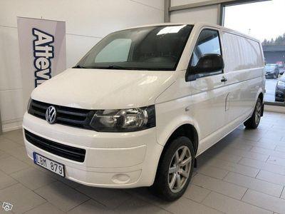 begagnad VW Transporter 2.0 TDI 140hk Comfort Drag Värmare