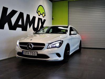 begagnad Mercedes CLA220 Shooting Brake d | | 7G-DCT | Drag | 177hk |