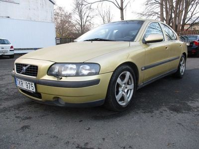 begagnad Volvo S60 2.4T Business 200 hk NYBES ua -02