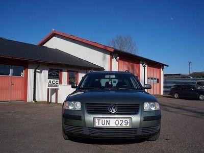 begagnad VW Passat Variant 1.8 T 150hk/ servad/Bes