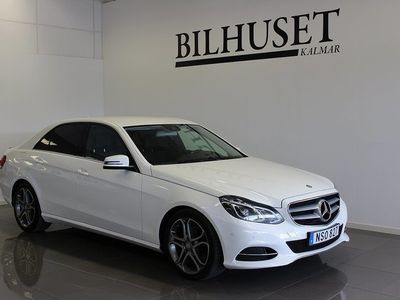 begagnad Mercedes 220 Benz E BlueTEC 9G-Tronic Classic Euro 6 2015, Sedan 199 900 kr