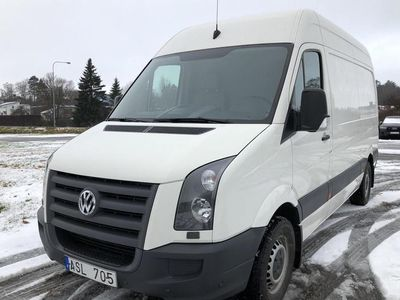begagnad VW Crafter 35 2.5 TDI Skåp