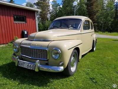 begagnad Volvo PV544 1964