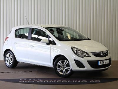 begagnad Opel Corsa 1.2 ecoFLEX 85hk