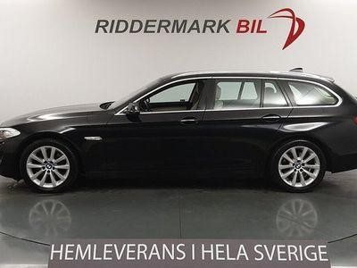 begagnad BMW 525 d xDrive Touring, F11 (218hk)
