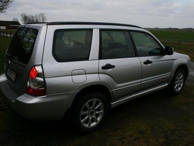 begagnad Subaru Forester 2,0x